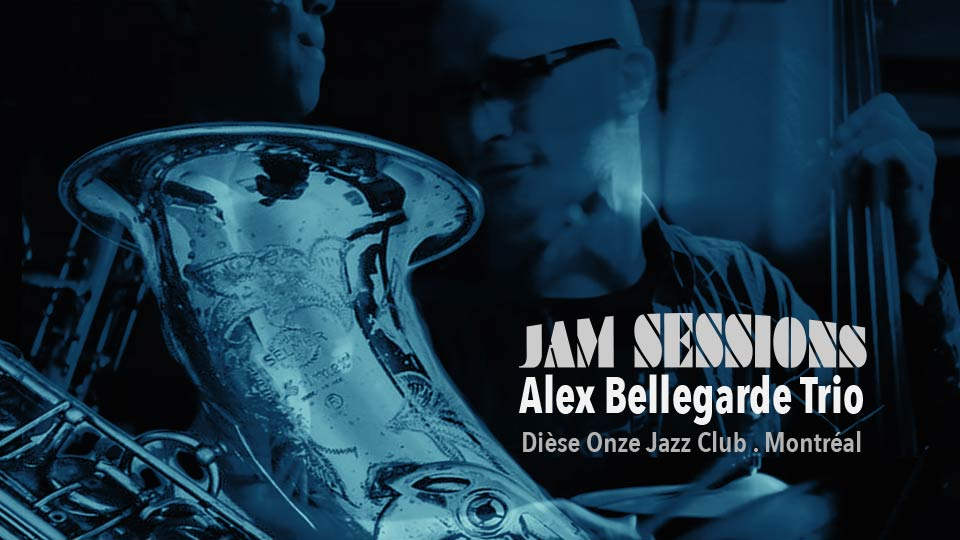 Alex Bellegarde Jam Sessions
